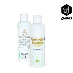 شامپو وارنبو برای موهای خشک